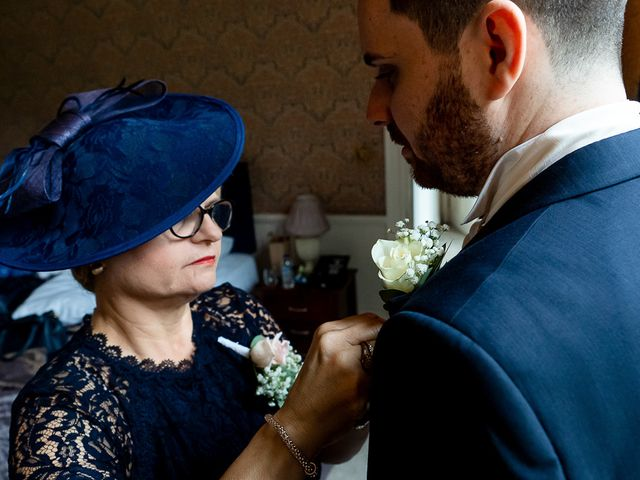 Matthew and Zoe's Wedding in Bromsgrove, Worcestershire 10