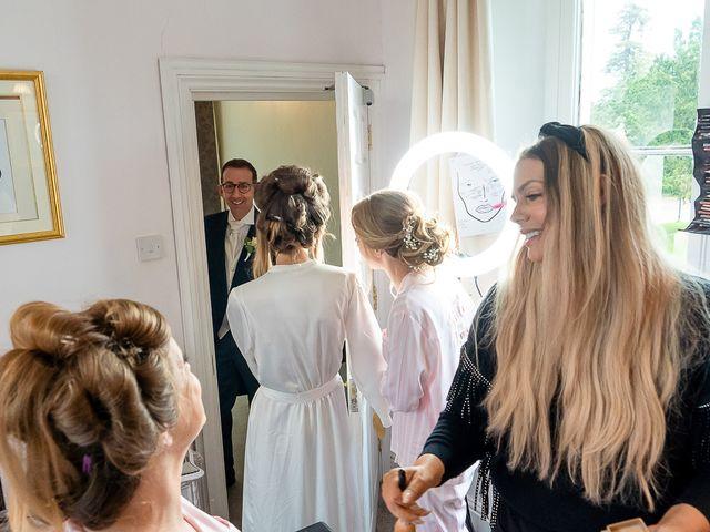 Matthew and Zoe's Wedding in Bromsgrove, Worcestershire 14
