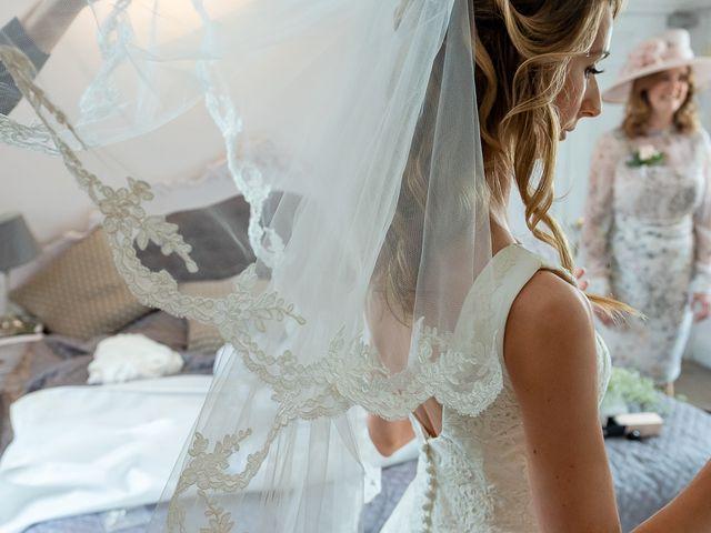 Matthew and Zoe's Wedding in Bromsgrove, Worcestershire 21