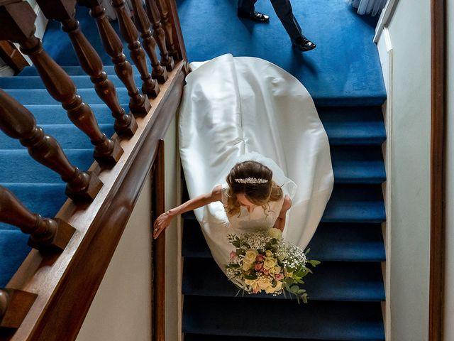 Matthew and Zoe's Wedding in Bromsgrove, Worcestershire 27