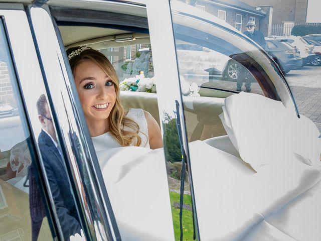 Matthew and Zoe's Wedding in Bromsgrove, Worcestershire 28