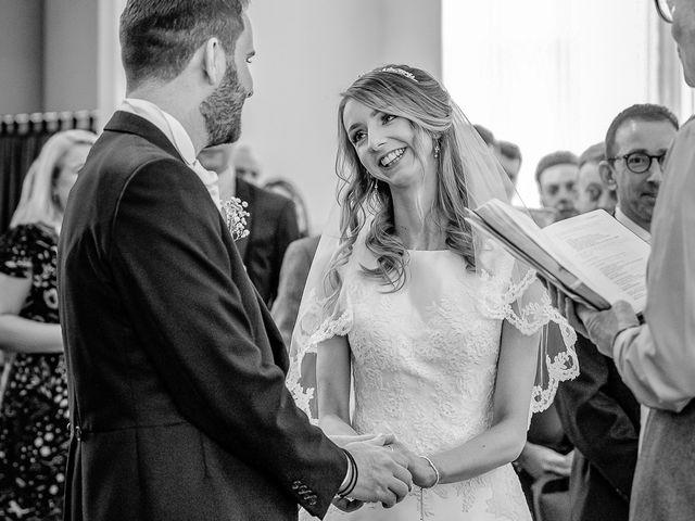 Matthew and Zoe's Wedding in Bromsgrove, Worcestershire 31