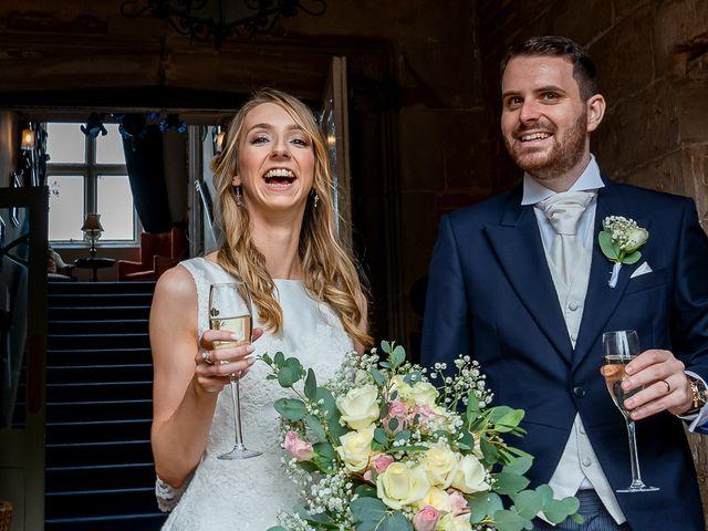 Matthew and Zoe's Wedding in Bromsgrove, Worcestershire 34