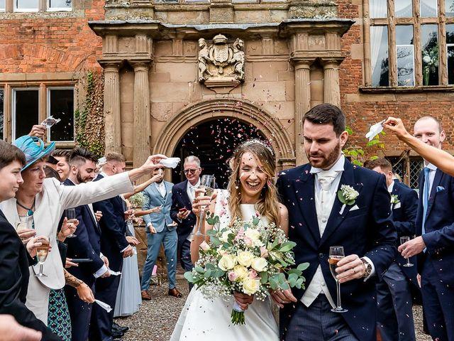 Matthew and Zoe's Wedding in Bromsgrove, Worcestershire 36