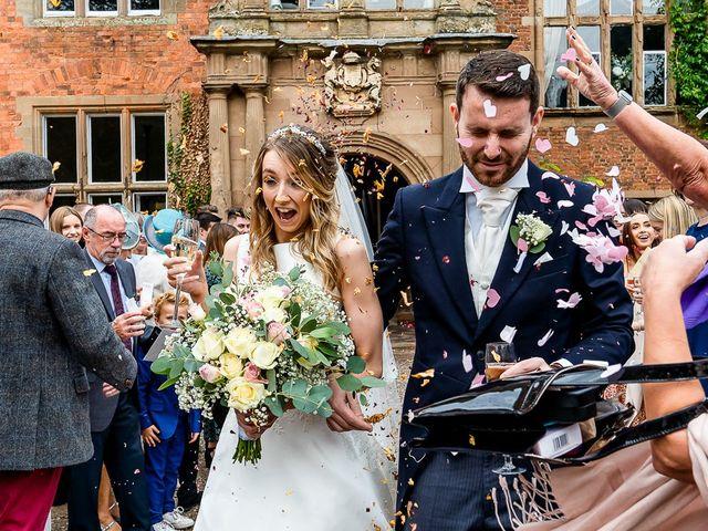 Matthew and Zoe's Wedding in Bromsgrove, Worcestershire 37