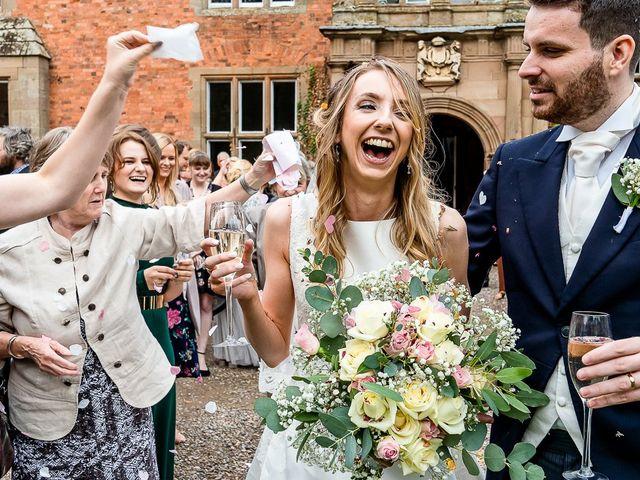 Matthew and Zoe's Wedding in Bromsgrove, Worcestershire 38