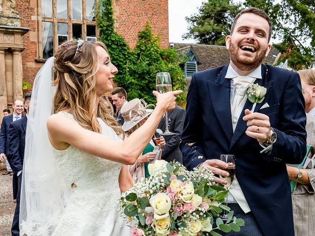 Matthew and Zoe's Wedding in Bromsgrove, Worcestershire 39