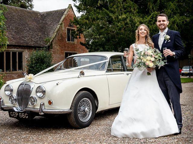 Matthew and Zoe's Wedding in Bromsgrove, Worcestershire 1
