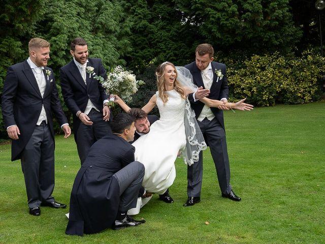 Matthew and Zoe's Wedding in Bromsgrove, Worcestershire 42