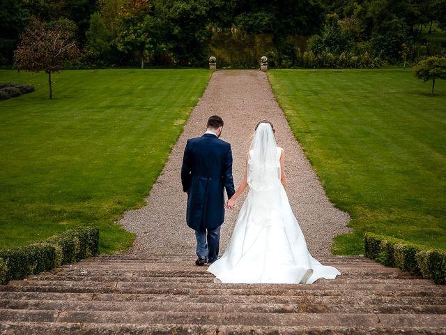 Matthew and Zoe's Wedding in Bromsgrove, Worcestershire 43