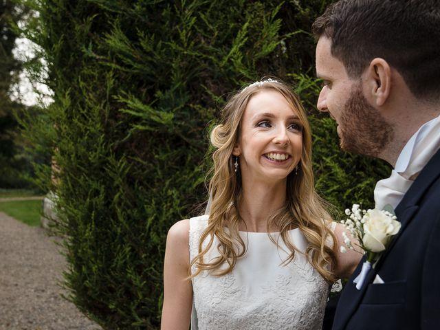 Matthew and Zoe's Wedding in Bromsgrove, Worcestershire 44