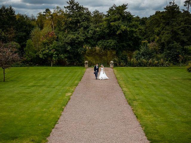 Matthew and Zoe's Wedding in Bromsgrove, Worcestershire 45