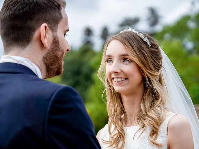 Matthew and Zoe's Wedding in Bromsgrove, Worcestershire 47