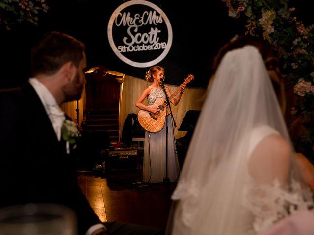 Matthew and Zoe's Wedding in Bromsgrove, Worcestershire 56