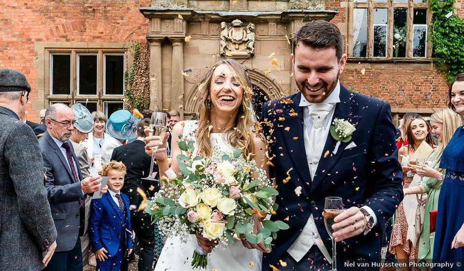 Matthew and Zoe's Wedding in Bromsgrove, Worcestershire