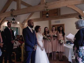 Nosheen & Suresh's wedding 1