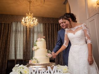 Rebecca & Jonathan's wedding