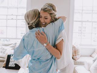 Kayleigh & Jon's wedding 1