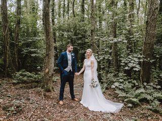 Kayleigh & Jon's wedding