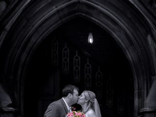 Charlotte & Alex's wedding