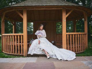 Louisa & John's wedding