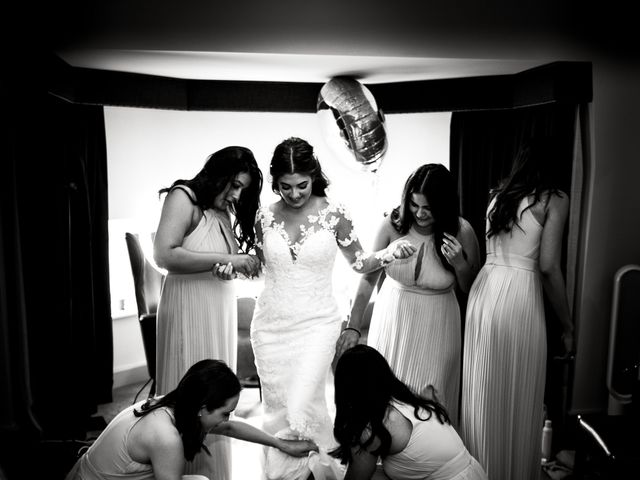Shaya and Michael's Wedding in Windsor, Berkshire 8