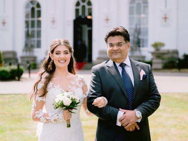 Shaya and Michael's Wedding in Windsor, Berkshire 20