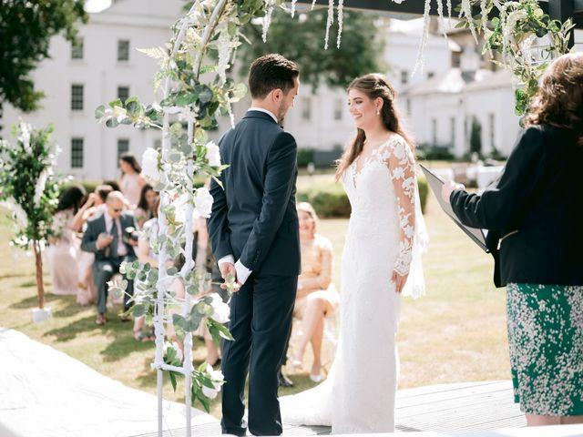 Shaya and Michael's Wedding in Windsor, Berkshire 22
