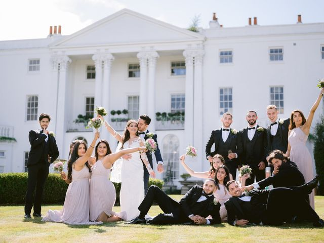 Shaya and Michael's Wedding in Windsor, Berkshire 37