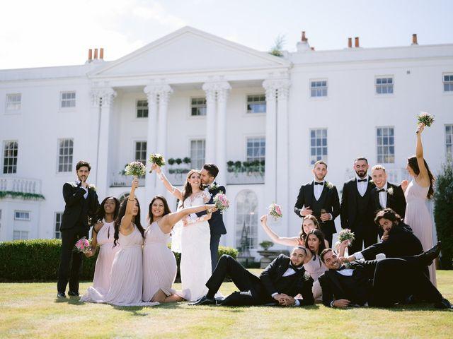 Shaya and Michael's Wedding in Windsor, Berkshire 38