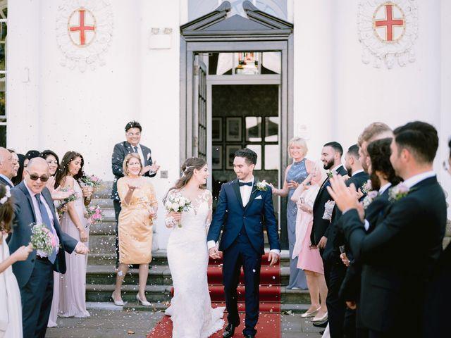 Shaya and Michael's Wedding in Windsor, Berkshire 53