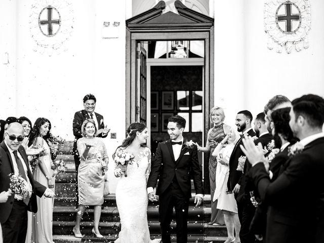 Shaya and Michael's Wedding in Windsor, Berkshire 54