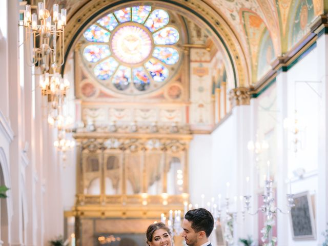 Shaya and Michael's Wedding in Windsor, Berkshire 56
