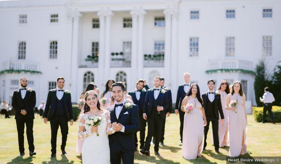 Shaya and Michael's Wedding in Windsor, Berkshire