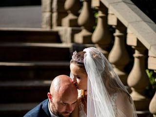 Emma & Ben's wedding