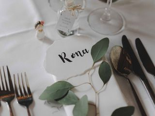Rona & Alex's wedding 1