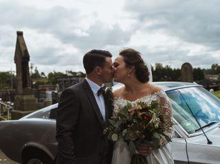 Helen & Scott's wedding
