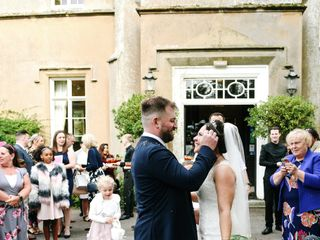 Rod & Mona's wedding