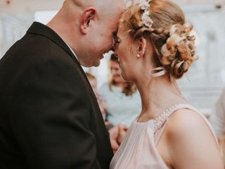 Sara & Marcin's wedding