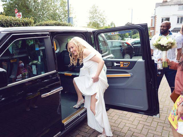 Rebecca and Jon's Wedding in Twickenham, Middlesex 25
