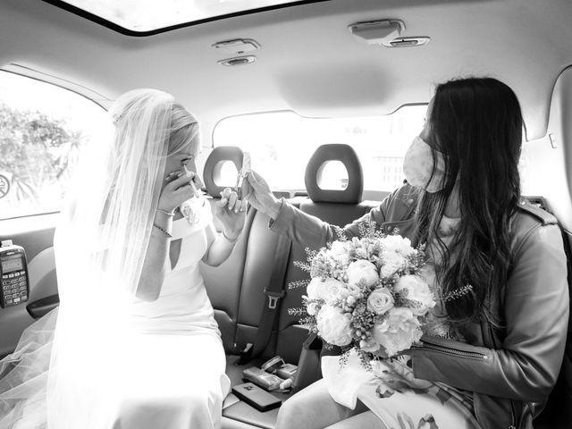 Rebecca and Jon's Wedding in Twickenham, Middlesex 26