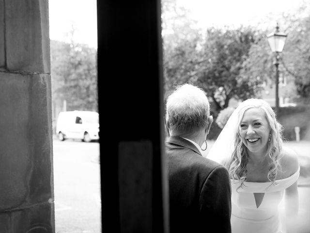 Rebecca and Jon's Wedding in Twickenham, Middlesex 29