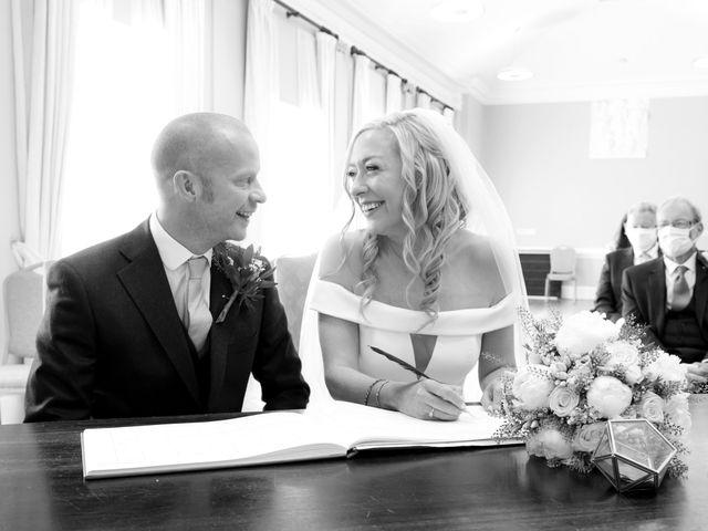 Rebecca and Jon's Wedding in Twickenham, Middlesex 48