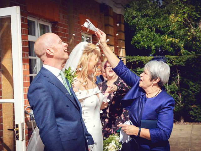 Rebecca and Jon's Wedding in Twickenham, Middlesex 51