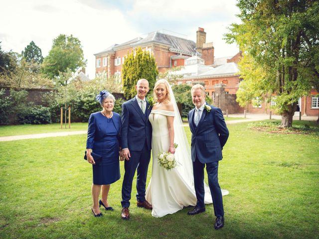 Rebecca and Jon's Wedding in Twickenham, Middlesex 53