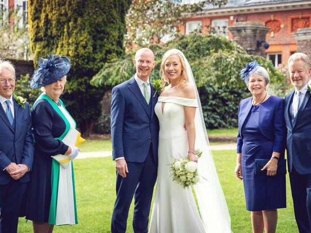 Rebecca and Jon's Wedding in Twickenham, Middlesex 55