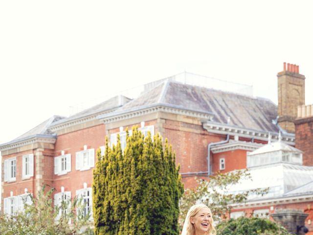 Rebecca and Jon's Wedding in Twickenham, Middlesex 58