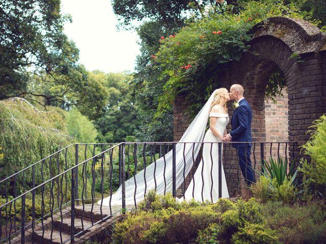 Rebecca and Jon's Wedding in Twickenham, Middlesex 2