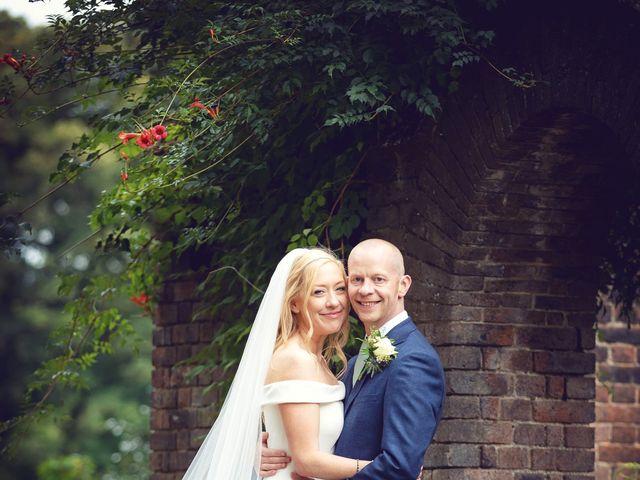 Rebecca and Jon's Wedding in Twickenham, Middlesex 63