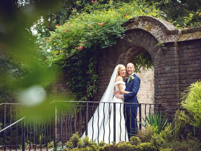 Rebecca and Jon's Wedding in Twickenham, Middlesex 64